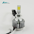 H1 COB LED headlight A233 auto LED bulb 33W 3000LM car headlight CE.ROSH,DOT approved