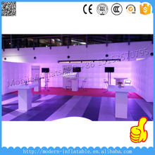Blow up Inflatable Exhibition Partition Walls