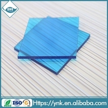 hard plastic pc material polycarbonate solid sheet for daylighting pyramid dome skylight