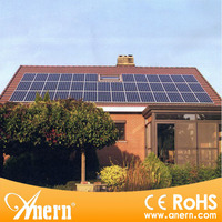 Strong adaptability 15kw roof solar mounting system