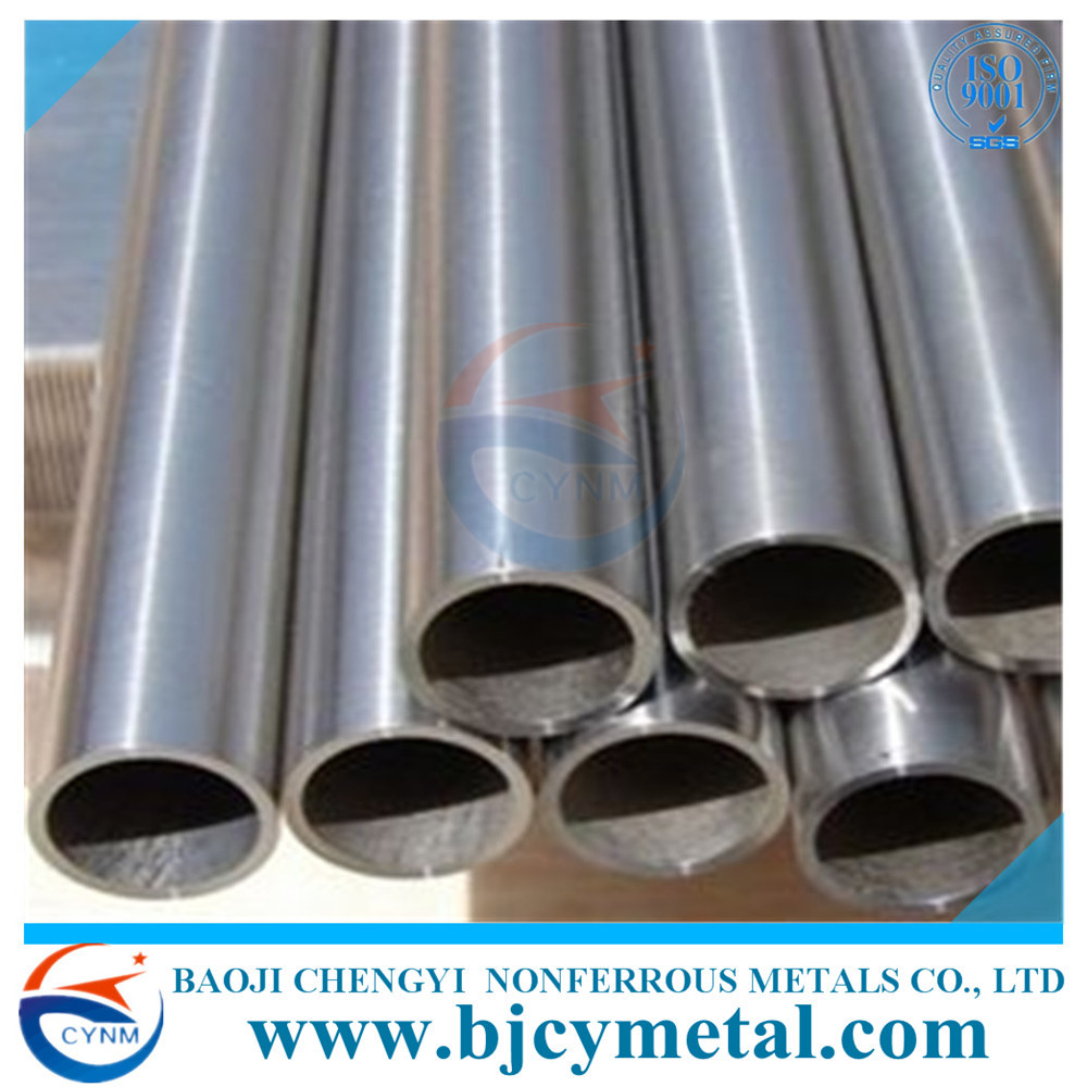 High Temperature Silver Molybdenum Alloys Tzm Pipe/Tube Furnace Price Per Kg For Petrochemical Industry