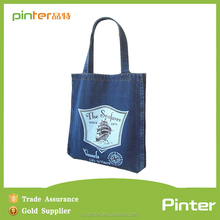Pinter bags promotion cheap vintange handmade jean bag