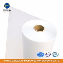 Widely Used Polyester Nonwoven Felt Facial Mask Material Fabric Roll