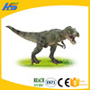 Fashionable promotional gift realistic 3D plastic dinosaur toy