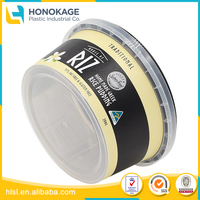Clear Disposable Round Container Custom Logo Boxes, 650 Ml Disposable Microwave Food Container