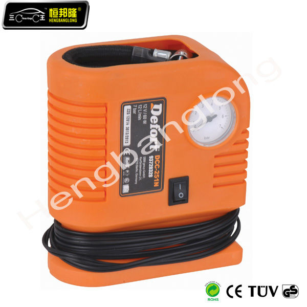 New product DC 12v portable compressor
