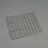 Stainless steel crimped barbecue wire mesh in japan and south korea
