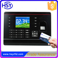 Biometric Fingerprint Time Attendance Clock with RFID Card