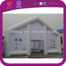 Giant white inflatable wedding tent ,inflatable party tent for sale