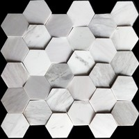 2017 Most Popular 3D Effect Hexagon