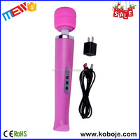 Original Personal Pussy Vagina 15 Speeds Magic Wand Sex AV Wand Massager