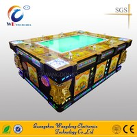 2015 hotest video game console Ocean Star fishing game machine,king of treasures