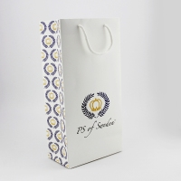 Wholesale cheap kraft paper packaging bag