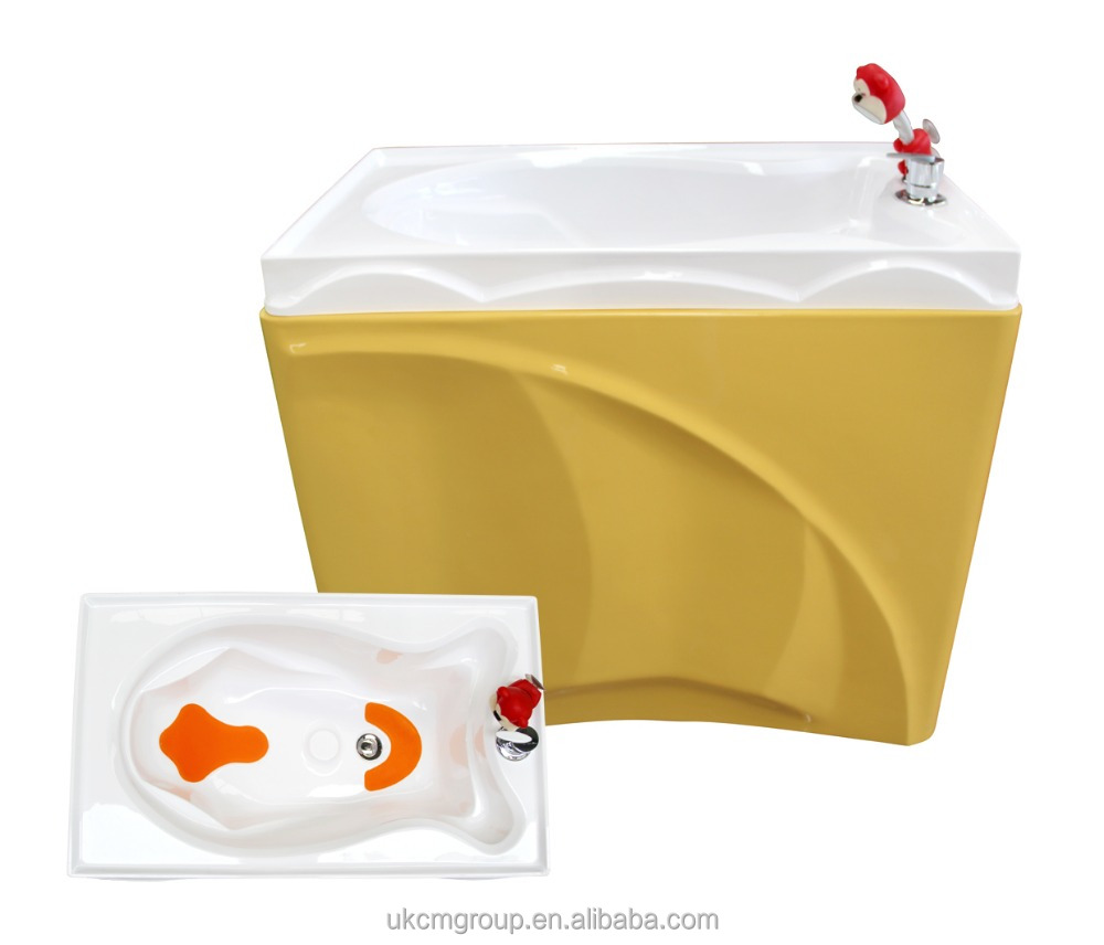 C&M Baby Used Cartoon Bathtub