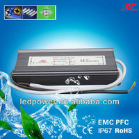 KV-12100-AS PFC EMC constant voltage IP67 waterproof 100w 12v led driver