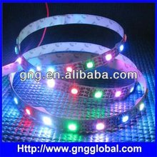 Multicolor ws2812 LED rope light for outdoor