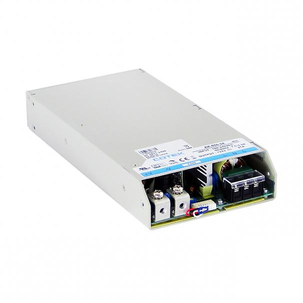 ( COTEK ) Switching Mode Power Supply Model: AK-650-24 / AK-650-Series