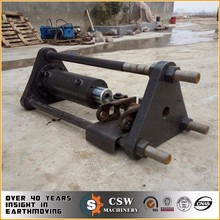 2 in 1 design of 100T hydraulic portable track pin press