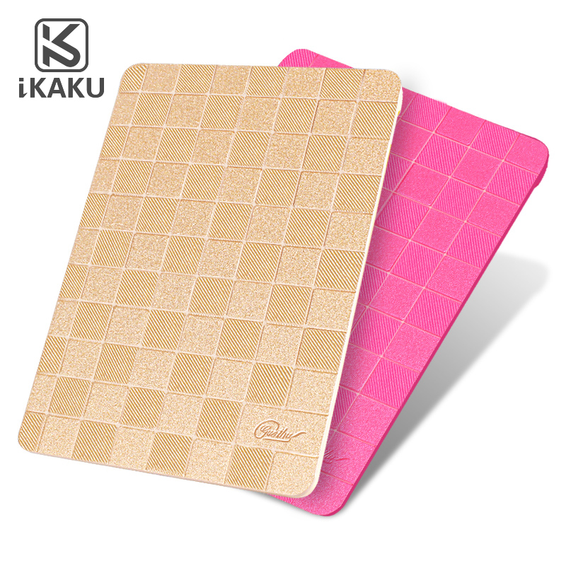 KAKU brand neutral pu leather tablet cover case Camouflage 9.7 inch tablet case for ipad pro kids women 9.7