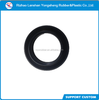 silicone black customized rubber seal for Australia customer