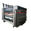 TB 1222 Type high speed three colour printing die cutting machine