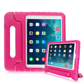 Top selling children eva good quality shockproof cover handle stand case for iPad air 2 tablet