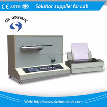 Auto fabric stiffness textile bending tester