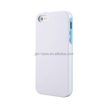 Mobile phone hanging accessories dual protection for apple iphone 5s
