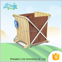 High Quality Kids Clothing Collapsible Laundry Hamper