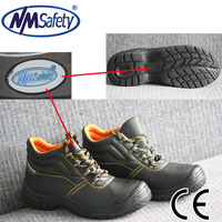 NMSAFETY hot sale men's iron steel safety shoes