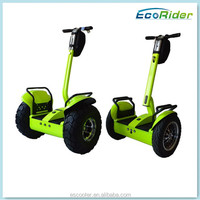 Balance Space Chariot,2 Wheels Electric Chariot Scooter ,Smart Amphibious Chariot 72V 2000W*2