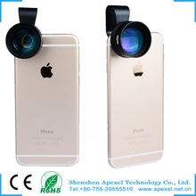 APEXEL HD Phone Lens Clip!60mm portrait mobile photography zoom camera lens for iPhone,Windows,Android Phone