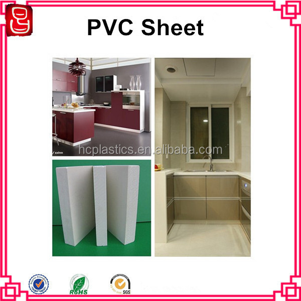 Hot sell waterproof pvc celuka foam board