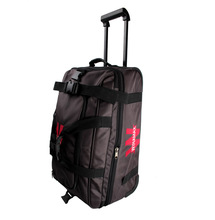 2016 New style factory trolley bag duffle bag luggage bag