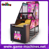 Qingfeng 2015 Christmas promotion electronic games basketball arcade game machine