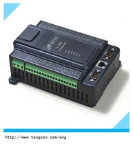 TENGCON T-912 programmable logic controller with Analog and Digital