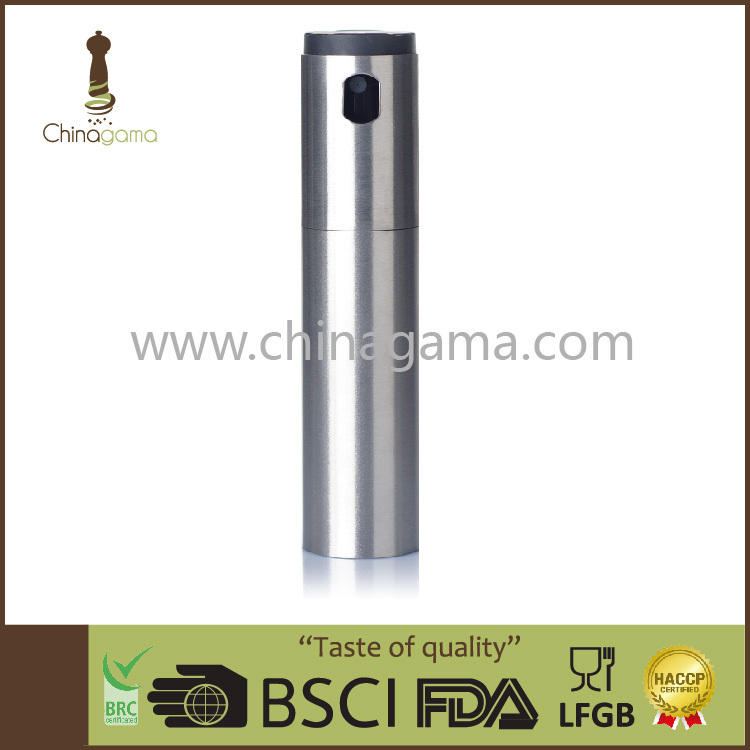 cooking High Quality Stainless Steel Olive Oil Push Button Container