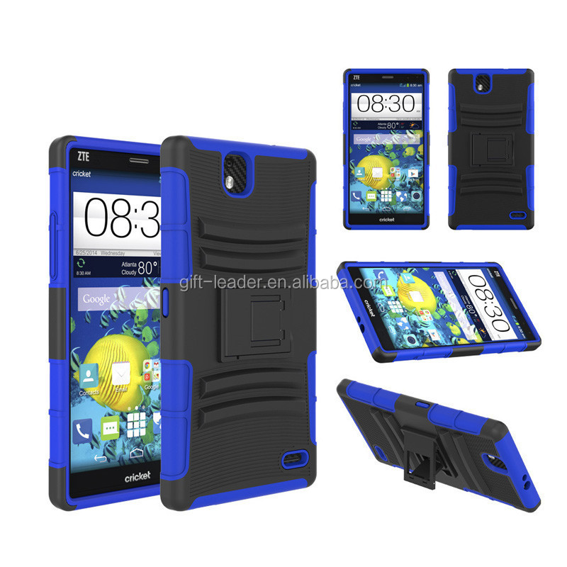 custom silicon case for zte cell phone
