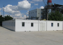 Prefab joint container house for office,school,meeting center,dormitory container house