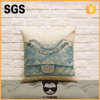 Hot Sale Creative Character Pattern Cushion Pillow Case Custom Cover Cases For Children