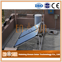 Best quality reasonable price Glazed Solar Collectors