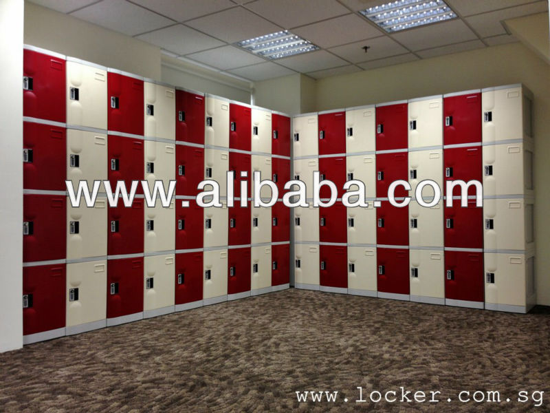 Singapore ABS Plastic Locker
