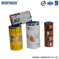 Packaging Cheap Food Grade Plastic Film Roll