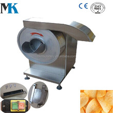 Electric automatic french fry cutter / fresh potato chips cutting machine