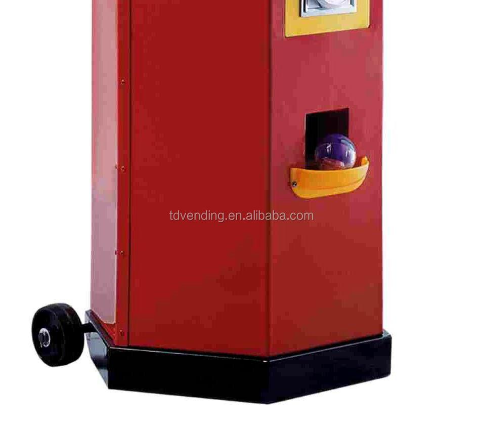 vending machine height