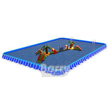Cheap and High Quality Inflatable Floating Water Park/ Water Obstacle