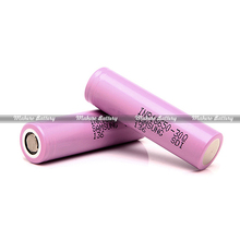 Samsung 30Q INR 18650 3000mAh 3.7V rechargeable ecig mod/30Q 3000mah 3.7v 15A high discharge rate battery cells