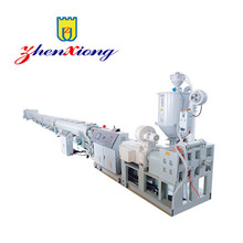 Hot Sale Plastic PE pipe extruding making machine