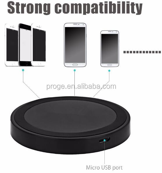 China low price cellphone qi wireless charger for lenovo/xiaomi mi4/samsung