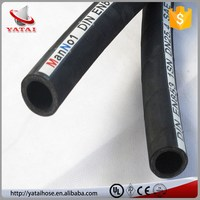 China Manufacture Hydraulic Hose Pipe R1 AT Wire Braided Rubber Hose